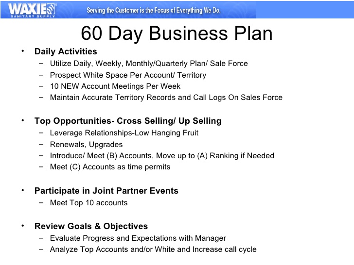 Sales Business Plan Format Insssrenterprisesco - Sales manager business plan template